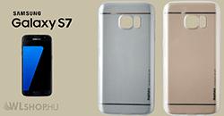 Samsung Galaxy S7 - Remax Kingzone Slim TPU prémium tok