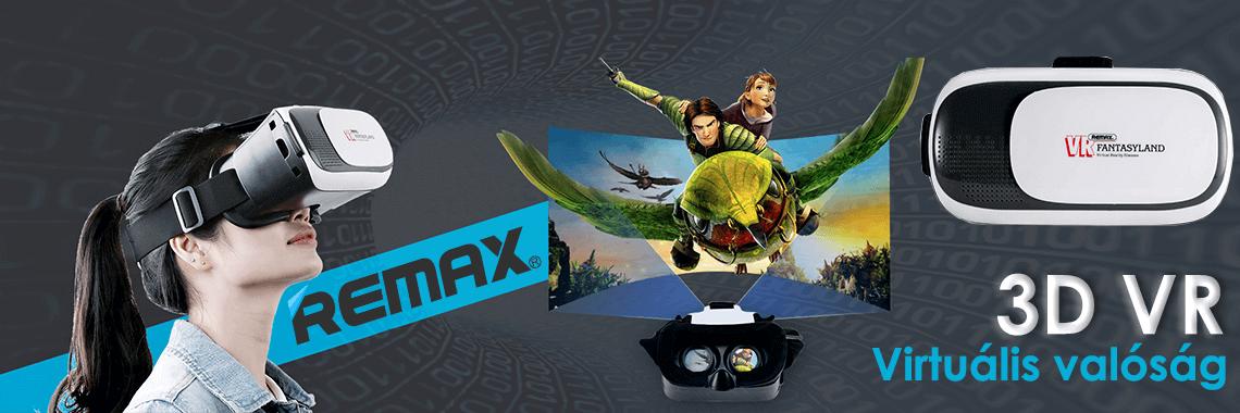 Remax 3D VR - Virtuális valóság - szemüveg