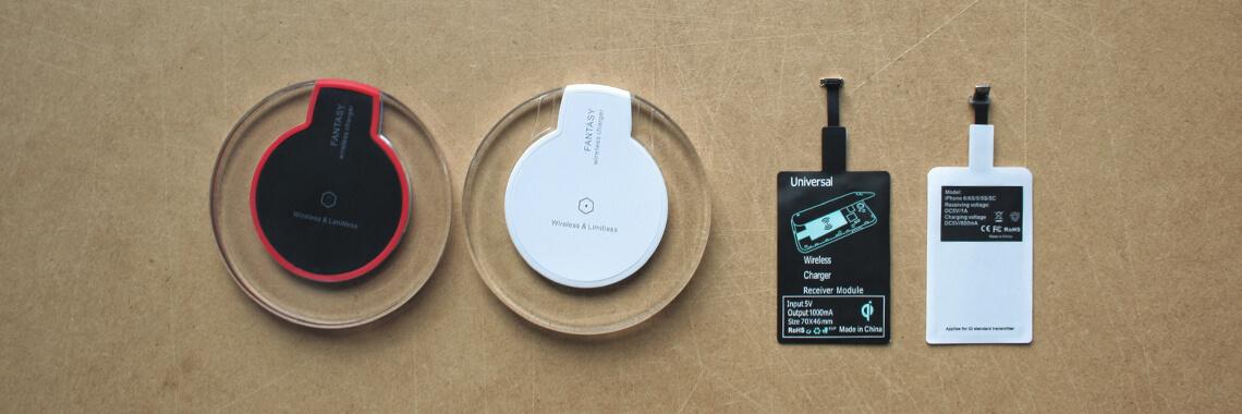 Fantasy Qi Standard Wireless - vezeték nélküli asztali töltő