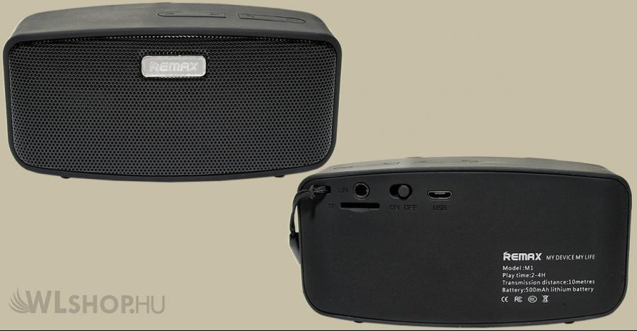 Remax RM-M1 Bluetooth hordozható hangszóró