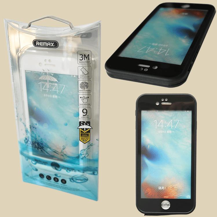 Remax iphone 6 vízálló tok