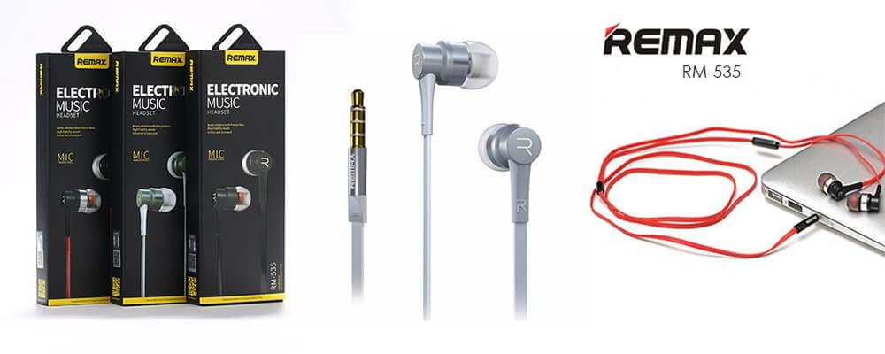 Fülhallgató teszt az új generációból – Remax RM-535