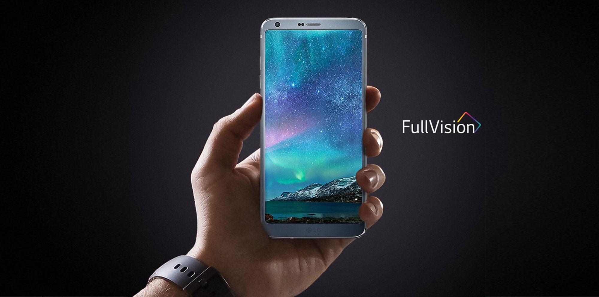 új okostelefon: LG G6
