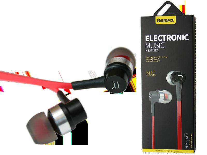 Remax RM-535 fülhallgató / headset