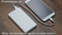 Powerbank ár: Mivel tud kevesebbet ma egy olcsóbb modell