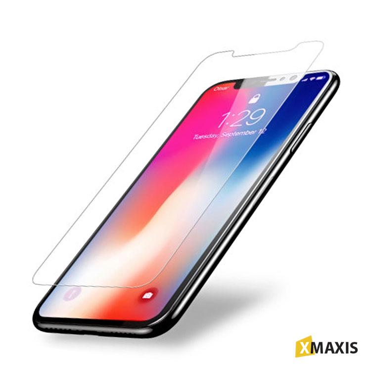 Xmaxis iPhone X prémium kijelzővédő üvegfólia