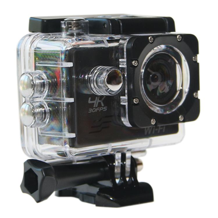 FeiFan Wifi Akció, sport kamera Ultra Hd felbontással - fekete