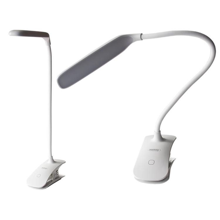 Asztali LED lámpa beépített akkuval - Remax