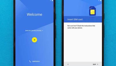 Hogyan állítsd be új androidos mobil készülékedet