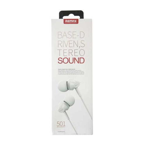 Fülhallgató/headset Remax RM-501