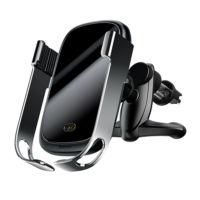 Baseus Gravity autós telefontartó szellőzőrácsra - Ezüst
