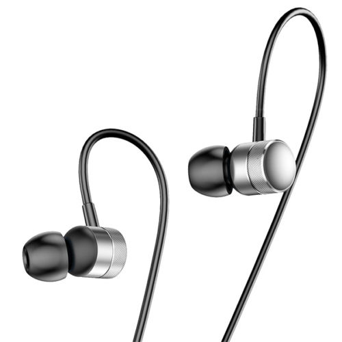 Fülhallgató/headset Baseus H04 – Fekete/Ezüst