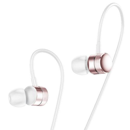 Fülhallgató/headset Baseus H04 – Fehér/RoseGold