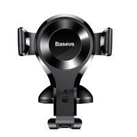 Baseus gravitációs autós telefontartó Oscolum - Fekete