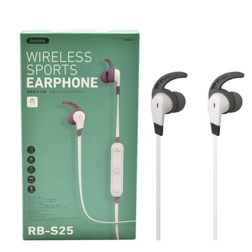 Bluetooth fülhallgató/headset Remax RB-S25 - Fehér