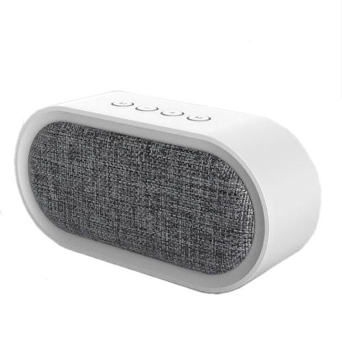 Bluetooth hordozható hangszóró Remax RB-M11- Fehér
