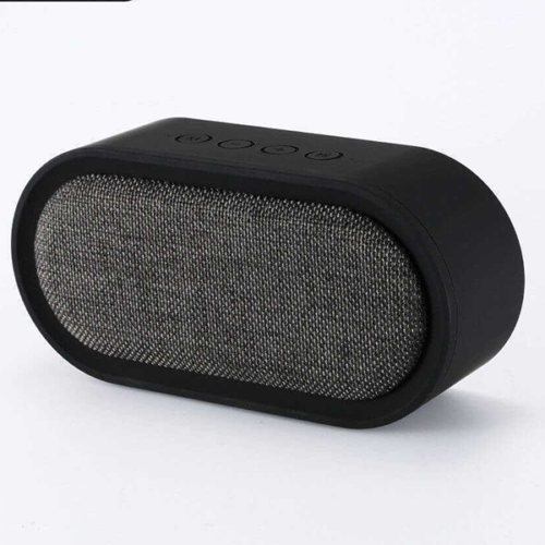 Bluetooth hordozható hangszóró Remax RB-M11- Fekete