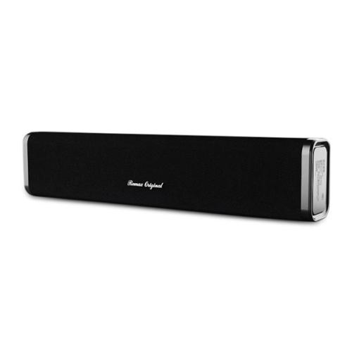 Bluetooth hordozható hangszóró Remax RB-M33- Fekete