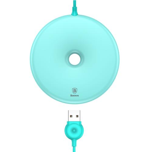 Baseus vezeték nélküli wireless gyorstöltő Donut - Kék
