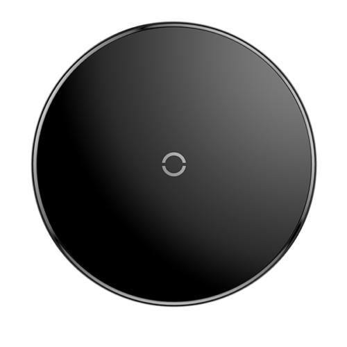 Baseus vezeték nélküli Wireless gyorstöltő Simple – Fekete